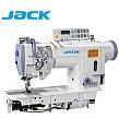 JACK JK-58720D-403 Stębnówka 2-igłowa z podwójnym transportem, chwytacz XXL i silnik Direct Drive + funkcje automatyczne !