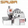 SIRUBA 757DFT-516M2-35 Overlock 5 nitkowy, podwójny transport + silnik energooszczędny