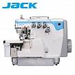 JACK JK-E4 -Owerlok 5 nitkowy, silnik DirectDrive !