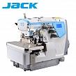 JACK JK-C4-3  3-nitkowy owerlok z silnikiem Direct Drive i automatyką !