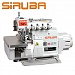SIRUBA 747LD-514M2-24/ECA Overlock 4 nitkowy, automatyka + silnik DirectDrive !