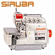 SIRUBA 757L-516M3-35 Overlock 4 nitkowy + silnik energooszczędny