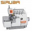SIRUBA 757K-516X2-56 Overlock 5 nitkowy + silnik energooszczędny
