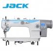 JACK JK-2060G-4Q  Stębnówka z potrójnym transportem (ząbkowo-igłowy plus krocząca stopka)