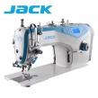 JACK A5-N Stębnówka przemysłowa, automat, silnik Direct-Drive, zamknięte smarowanie