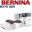BERNINA B570 QEE Multi-Hafciarka dedykowana do działalności