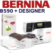 BERNINA B590 Embroidery Studio Designer - Profesjonalne studio hafciarskie