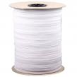 Płaska biała guma krawiecka 5 mm np do szycia maseczek -  na metry